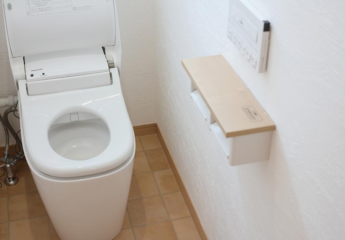 リフォームチェックポイントトイレ