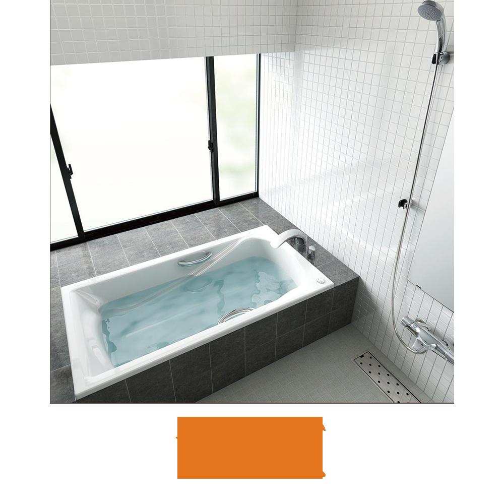 リフォーム対応箇所:浴室