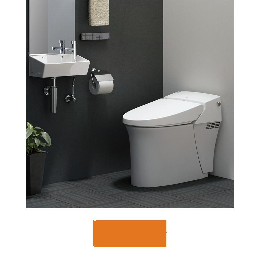 リフォーム対応箇所:トイレ